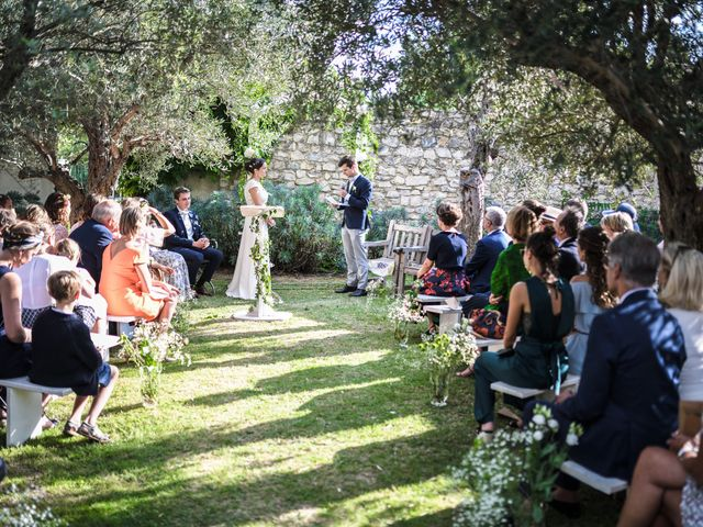 Le mariage de Aymeric et Alice à Saulce-sur-Rhône, Drôme 18