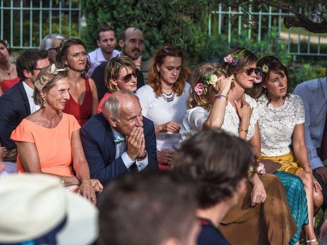 Le mariage de Aymeric et Alice à Saulce-sur-Rhône, Drôme 19