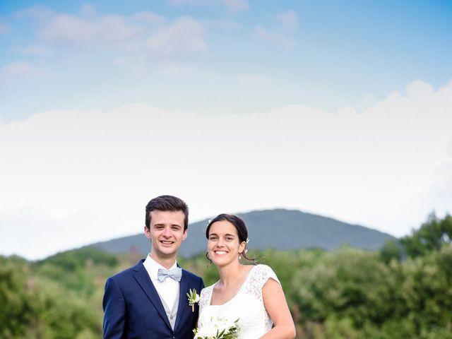 Le mariage de Aymeric et Alice à Saulce-sur-Rhône, Drôme 26