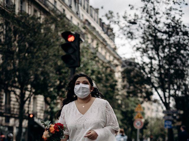Le mariage de Nicolas et Lucely à Paris, Paris 5