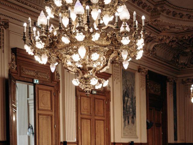 Le mariage de Nicolas et Lucely à Paris, Paris 9