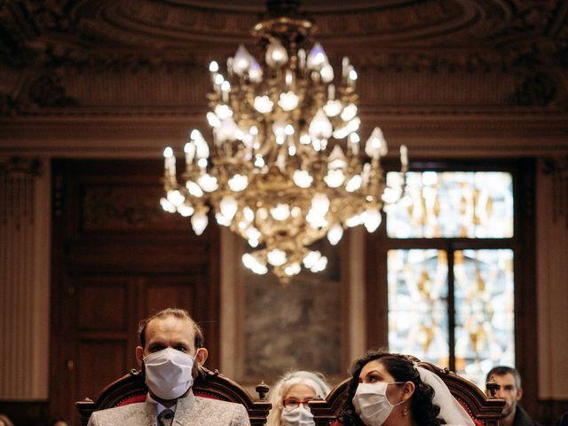 Le mariage de Nicolas et Lucely à Paris, Paris 10