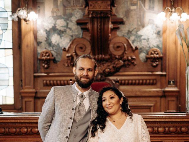 Le mariage de Nicolas et Lucely à Paris, Paris 11
