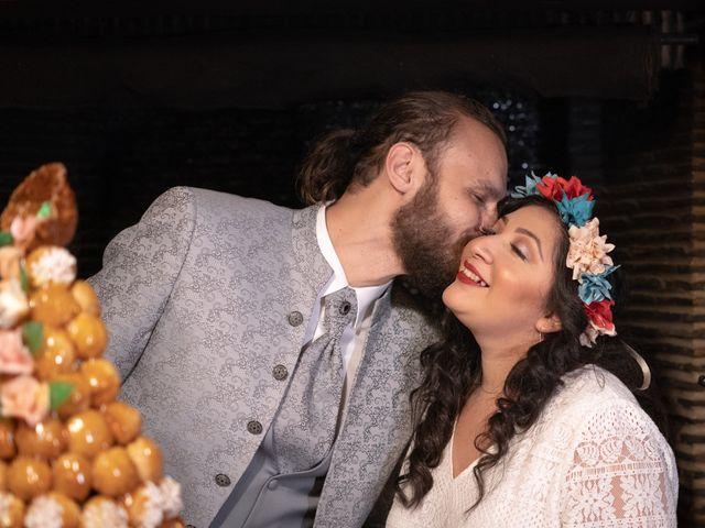 Le mariage de Nicolas et Lucely à Paris, Paris 34