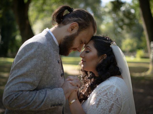 Le mariage de Lucely et Nicolas