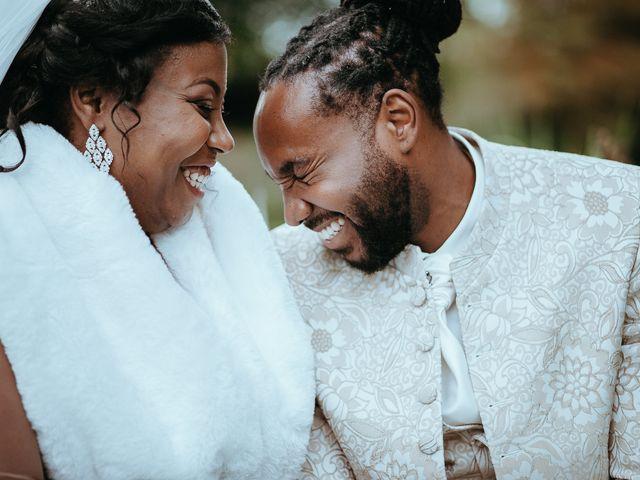 Le mariage de Jonathan et Corinne