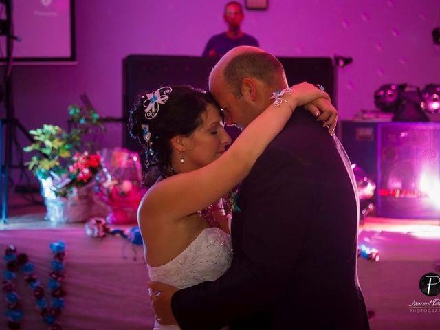 Le mariage de Cindy et Nicolas
