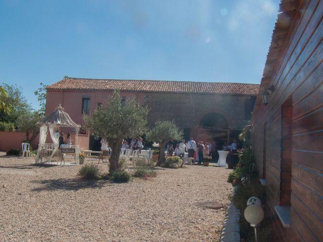 Le mariage de Jérôme et Fiona à Théza, Pyrénées-Orientales 15