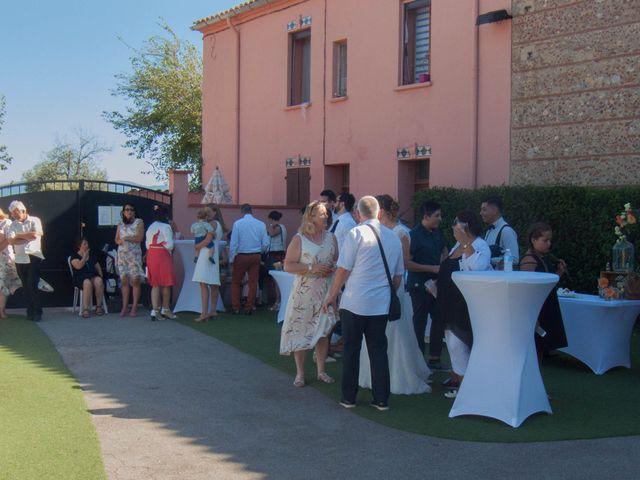 Le mariage de Jérôme et Fiona à Théza, Pyrénées-Orientales 21