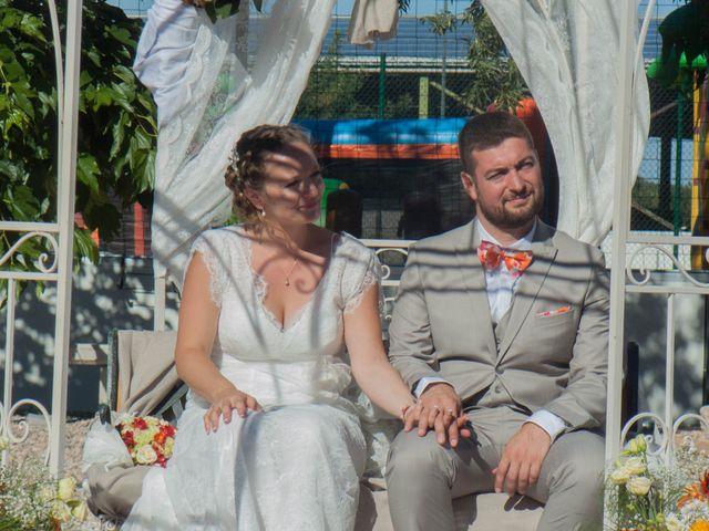 Le mariage de Jérôme et Fiona à Théza, Pyrénées-Orientales 22