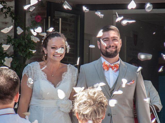 Le mariage de Jérôme et Fiona à Théza, Pyrénées-Orientales 24