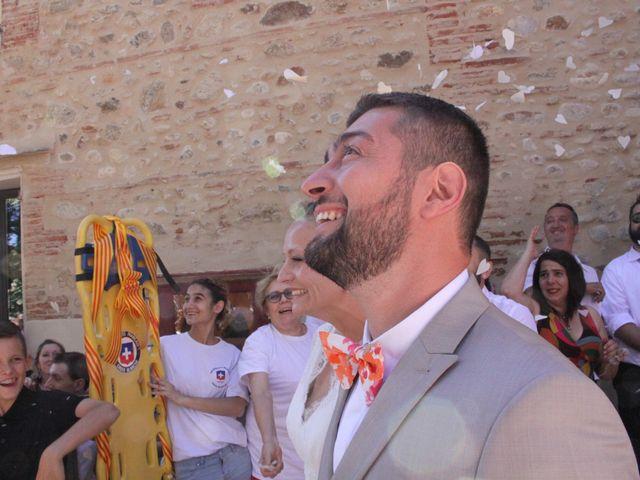 Le mariage de Jérôme et Fiona à Théza, Pyrénées-Orientales 29