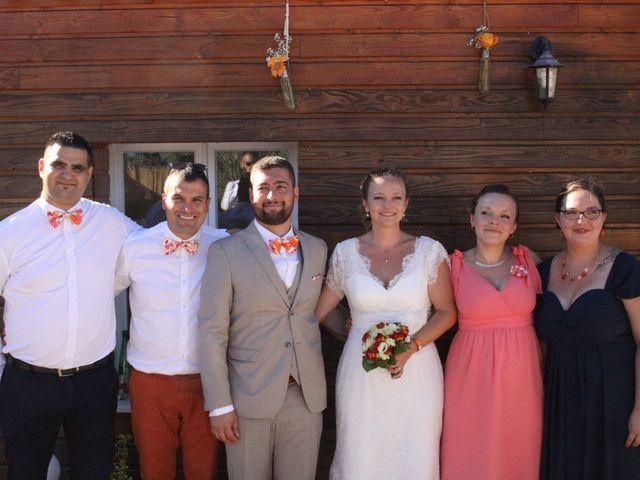 Le mariage de Jérôme et Fiona à Théza, Pyrénées-Orientales 30