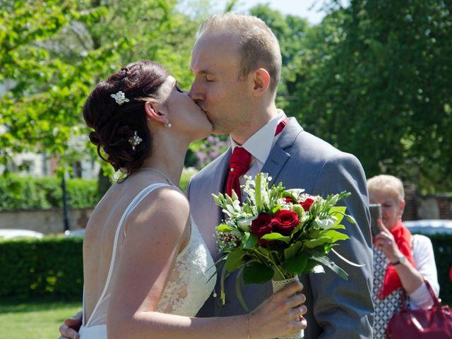 Le mariage de Sébastien et Anaïs à Saint-Martin-de-Boscherville, Seine-Maritime 1
