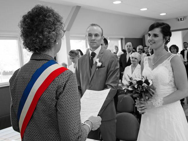 Le mariage de Sébastien et Anaïs à Saint-Martin-de-Boscherville, Seine-Maritime 7