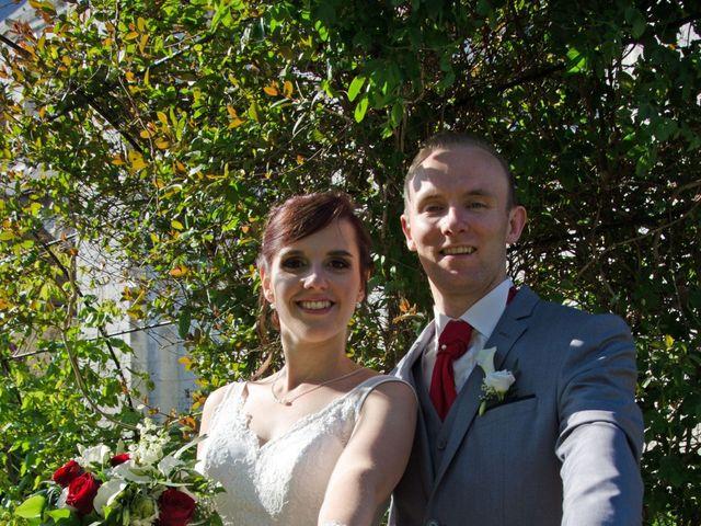 Le mariage de Sébastien et Anaïs à Saint-Martin-de-Boscherville, Seine-Maritime 8