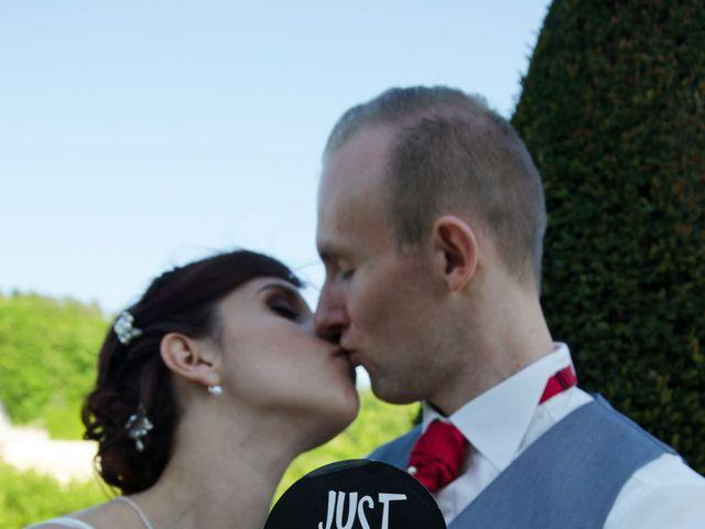 Le mariage de Sébastien et Anaïs à Saint-Martin-de-Boscherville, Seine-Maritime 9