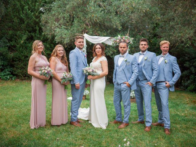 Le mariage de Lizz et Luke