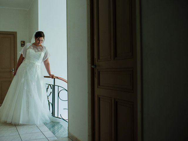 Le mariage de Romain et Claire à Saint-Michel-de-Chaillol, Hautes-Alpes 12