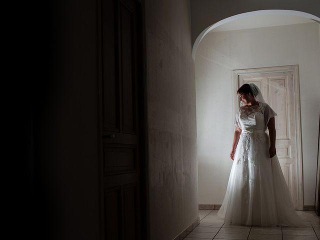 Le mariage de Romain et Claire à Saint-Michel-de-Chaillol, Hautes-Alpes 13