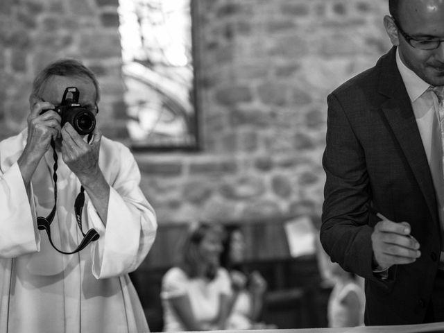 Le mariage de Romain et Claire à Saint-Michel-de-Chaillol, Hautes-Alpes 19