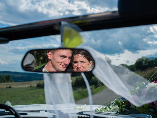 Le mariage de Romain et Claire à Saint-Michel-de-Chaillol, Hautes-Alpes 24
