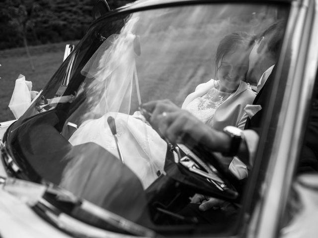 Le mariage de Romain et Claire à Saint-Michel-de-Chaillol, Hautes-Alpes 25