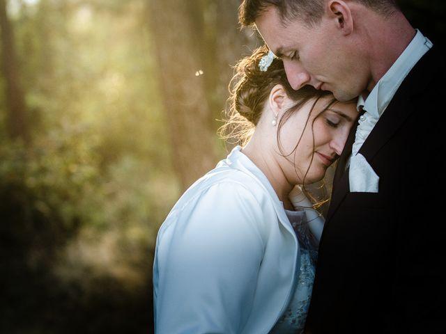 Le mariage de Romain et Claire à Saint-Michel-de-Chaillol, Hautes-Alpes 28