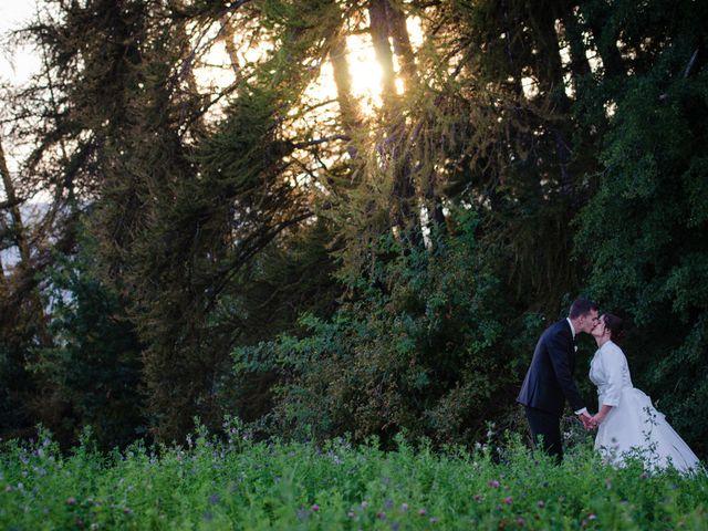 Le mariage de Romain et Claire à Saint-Michel-de-Chaillol, Hautes-Alpes 30