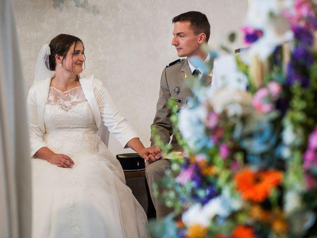 Le mariage de Romain et Claire à Saint-Michel-de-Chaillol, Hautes-Alpes 17