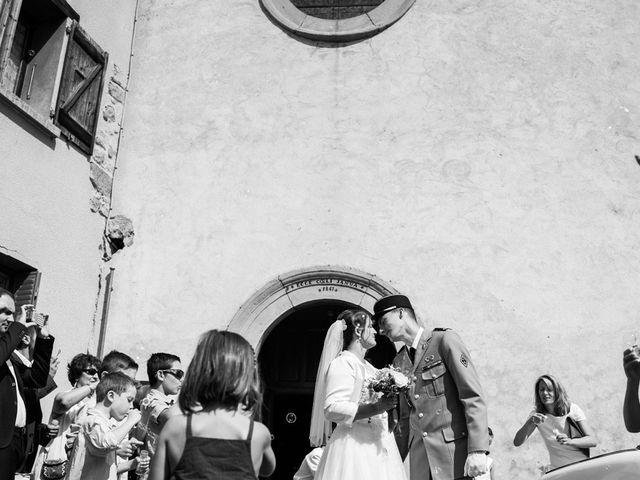 Le mariage de Romain et Claire à Saint-Michel-de-Chaillol, Hautes-Alpes 20