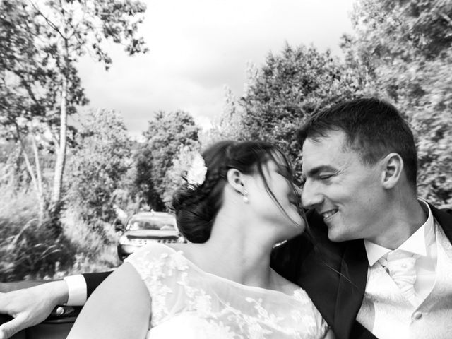 Le mariage de Romain et Claire à Saint-Michel-de-Chaillol, Hautes-Alpes 23