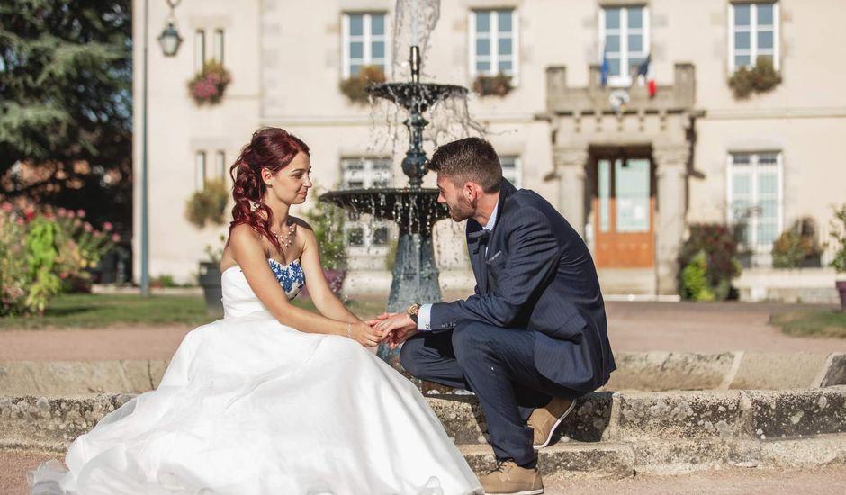 Le mariage de Antoine  et Marion  à Feytiat, Haute-Vienne