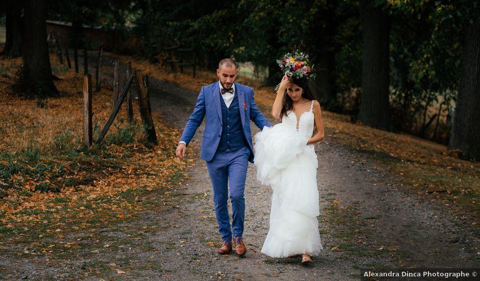 Le mariage de Bastien et Léa à L'Étrat, Loire