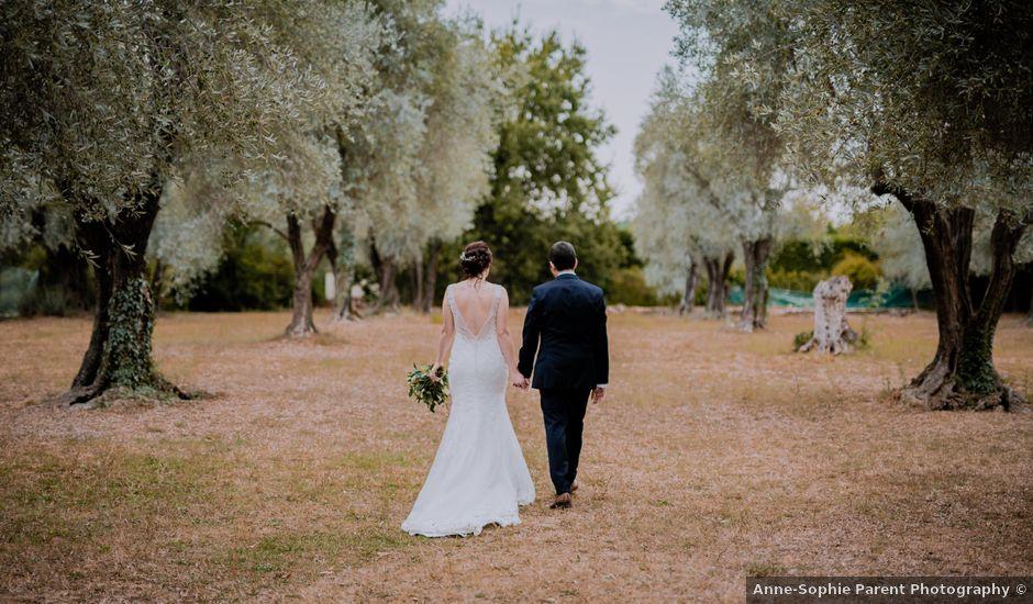 Le mariage de Sylvain et Audrey à Biot, Alpes-Maritimes
