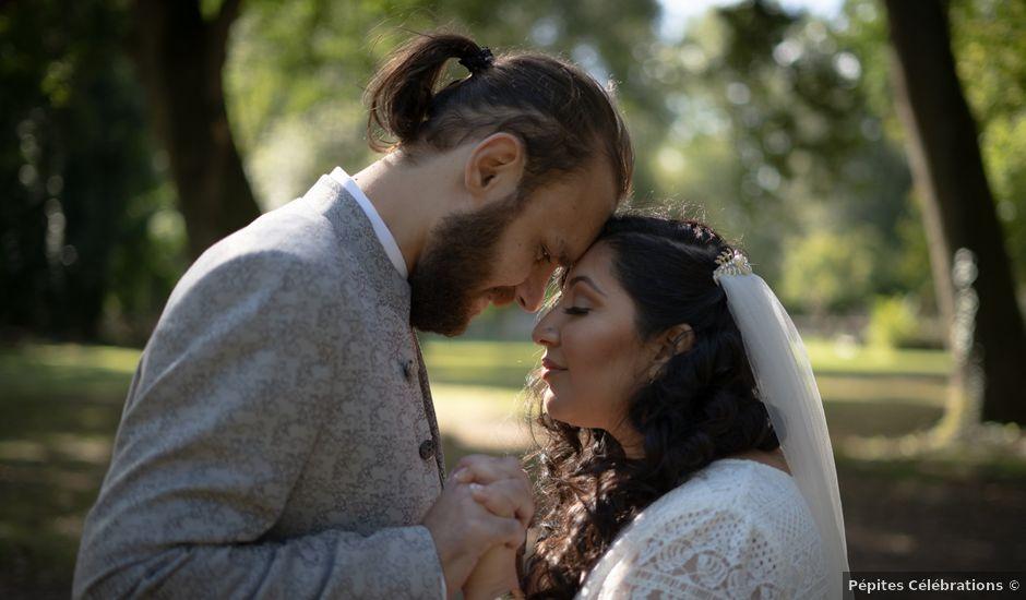 Le mariage de Nicolas et Lucely à Paris, Paris