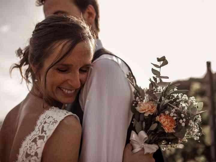 Le mariage de Kristina et Benoît
