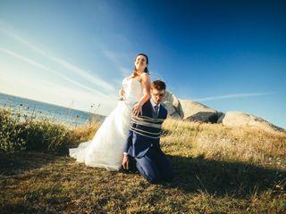Le mariage de Mylène et Jean-Christophe