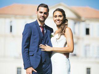 Le mariage de Jessica et Bastien