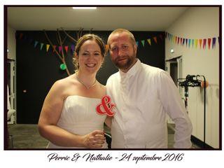 Le mariage de Perric et Nathalie
