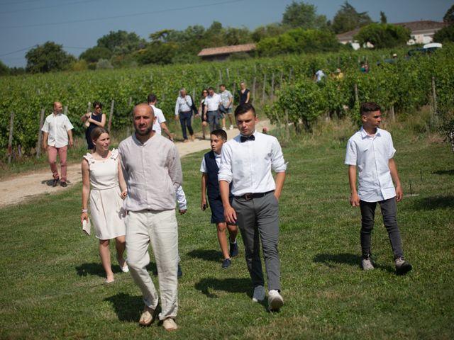Le mariage de Régis et Carine à Villenave-d'Ornon, Gironde 63
