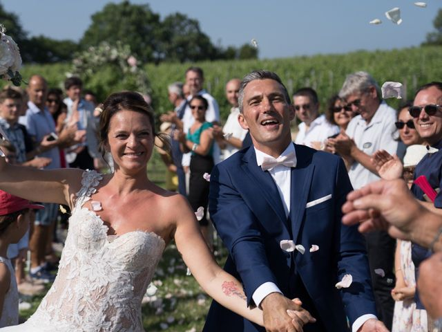 Le mariage de Régis et Carine à Villenave-d'Ornon, Gironde 93