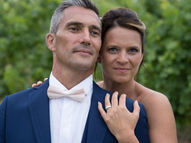 Le mariage de Carine et Régis