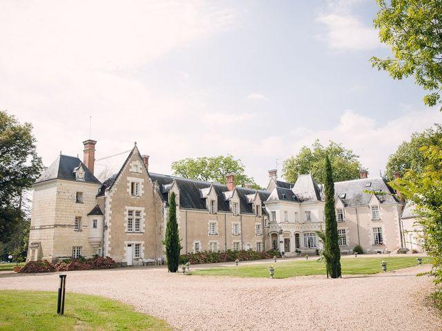 Le mariage de Jonathan et Mathilde à Tours, Indre-et-Loire 6