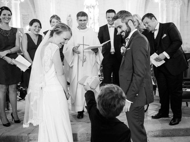 Le mariage de Jonathan et Mathilde à Tours, Indre-et-Loire 23