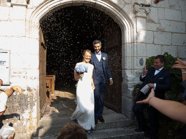 Le mariage de Jonathan et Mathilde à Tours, Indre-et-Loire 27