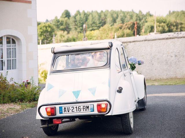 Le mariage de Jonathan et Mathilde à Tours, Indre-et-Loire 30