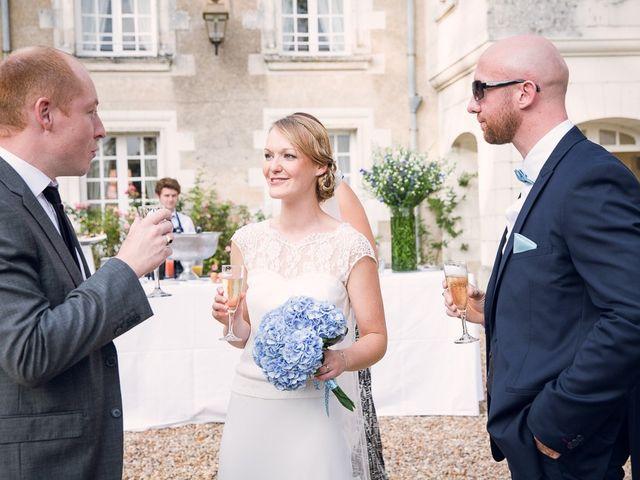 Le mariage de Jonathan et Mathilde à Tours, Indre-et-Loire 33