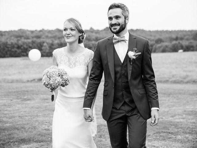 Le mariage de Jonathan et Mathilde à Tours, Indre-et-Loire 36