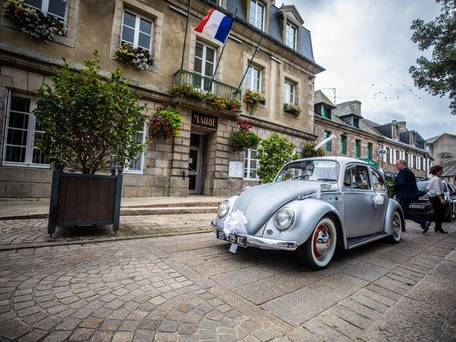 Le mariage de Jean-Christophe et Mylène à Kerlouan, Finistère 17